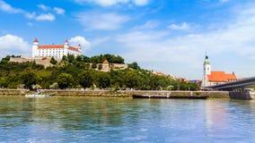 Bratislava, Slowakei stockfoto
