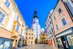Bratislava, Slowakije Royalty-vrije Stock Afbeelding