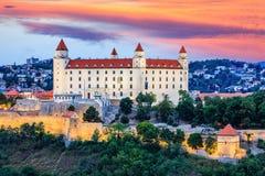 Bratislava, Slowakije stock foto