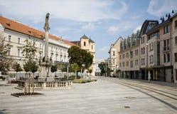 Bratislava - SNP square Stock Image