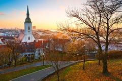 Bratislava. Stock Image