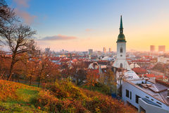 Bratislava. Royalty Free Stock Images