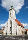 Bratislava - St. Martins cathedral Stock Photography