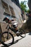 Bratislava-Stadt abwärts 2013 Lizenzfreie Stockfotografie