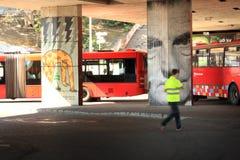 Bratislava street art festival Royalty Free Stock Image