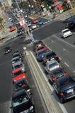 Bratislava traffic Stock Photos