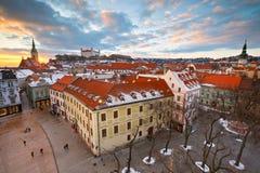 Bratislava. Royalty Free Stock Photos