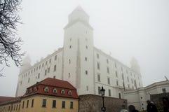 Bratislavskà ½hrad Royaltyfri Fotografi