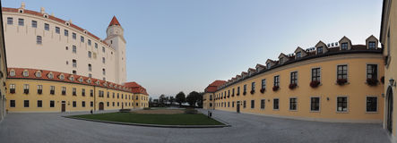 Bratislavsky hrad Royalty Free Stock Images
