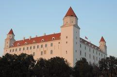 Bratislavsky hrad Stock Photography