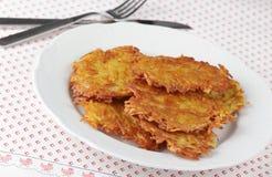 Bratkartoffeln Lizenzfreie Stockfotos