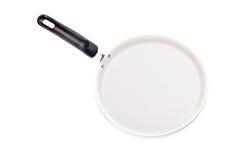 Bratpfanne für Pfannkuchen Stockfoto
