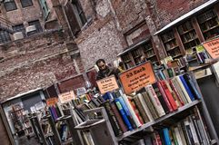 Brattle Book 4 Royalty Free Stock Photography