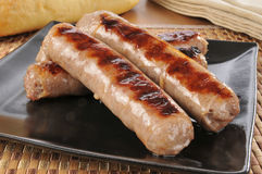 Bratwurst Stock Photos