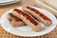 Bratwurst Royalty Free Stock Photography