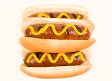Bratwurst imagem de stock