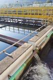 Brauchwasseraufbereitungsanlagen lizenzfreie stockfotografie