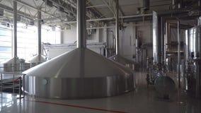 Brauenproduktion - Breibottiche stock video footage