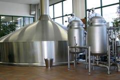 Brauerei stockfoto