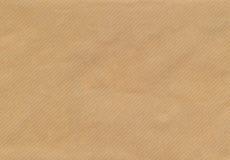 Braunes Papier des Umschlags Stockbilder