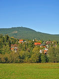 Braunlage,Harz Mountains,Germany Royalty Free Stock Photography
