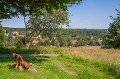 Braunlage,Harz Mountains,Germany Stock Photography