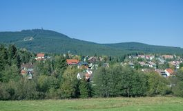 Braunlage,Harz Mountains,Germany Royalty Free Stock Image