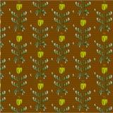 Braunpatroon Royalty-vrije Stock Foto