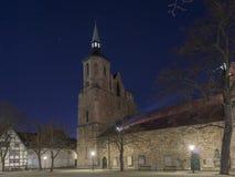 Ιστορικό κτήριο στο Braunschweig Στοκ Εικόνα