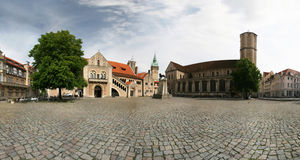 Braunschweig (Brunswick), Germany Royalty Free Stock Photography