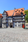 Braunschweig. Old square in Braunschweig, Germany Royalty Free Stock Photos