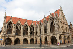 Braunschweig Old Town Hall Royalty Free Stock Photos