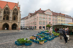 Braunschweig Royalty Free Stock Photography