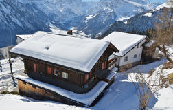 Braunwald, Switzerland Stock Images