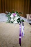 Braut mit Freunden Lizenzfreie Stockbilder