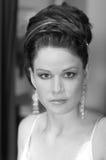 Braut-Portrait lizenzfreie stockfotografie