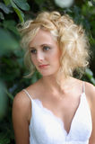 Braut-Portrait Lizenzfreies Stockfoto