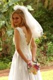 Braut reizvoll Stockfotografie