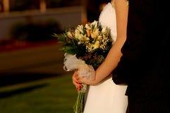 Braut und Bräutigam 2 lizenzfreies stockfoto
