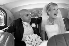 Braut und Bräutigam Lizenzfreies Stockbild