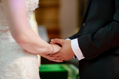 Braut und Bräutigam Lizenzfreie Stockbilder