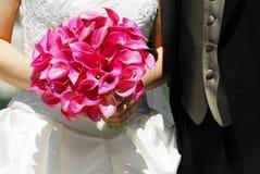 Braut und Bräutigam Lizenzfreie Stockfotografie