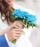 Braut und Bräutigam Stockfotos