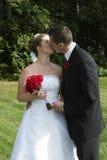 Braut und Bräutigam Stockbilder