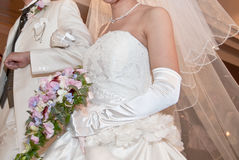 Brautbild Lizenzfreies Stockfoto