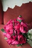 Brautblumenstrauß Lizenzfreies Stockbild