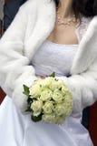 Brautblumenstrauß Stockfotos