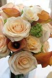 Brautblumenstrauß Stockbild