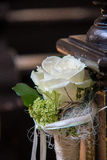 Brautdekoration Stockbilder