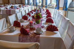 Brautdekoration Lizenzfreies Stockbild